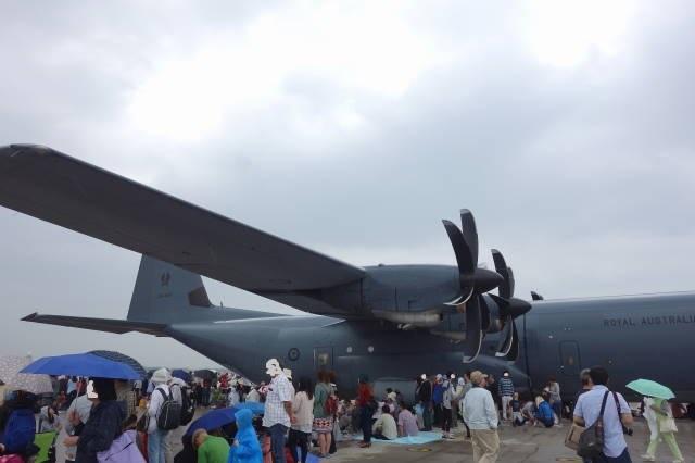 C-130J-30 スーパーハーキュリーズ.JPG